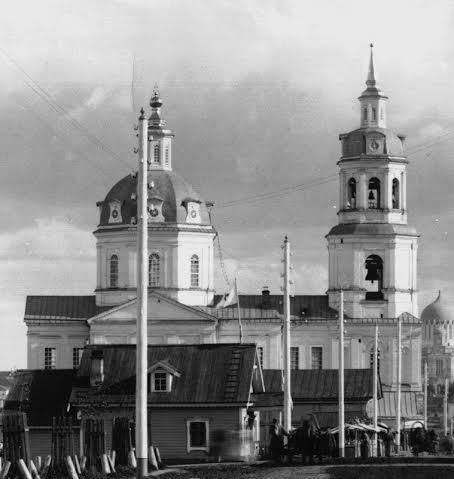 Вятка. Спасский собор