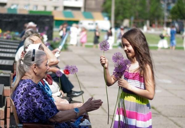 Цветы и любовь