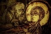 «Во успении мира не оставила еси» (Видеоинсталляция)