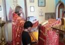 В Елецкой епархии студент из Эквадора перешел из католичества в православие