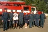 Подросток из Костромской области спас двух детей во время пожара