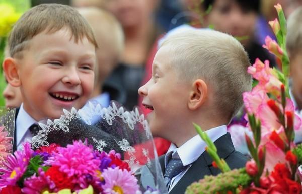 93 тысячи первоклассников пойдут в московские школы 1 сентября