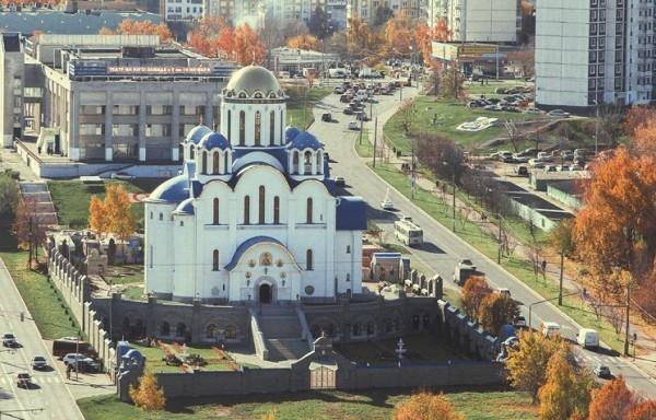 В Москве возводят храм, который войдет в пятерку мировых памятников мозаичного искусства