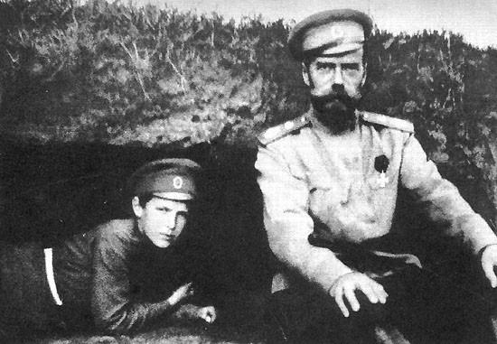 как сталин оказался родственником царевича алексея аккредитив при
