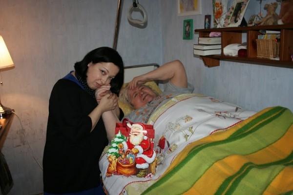 Новогодний бюджет – больным старикам