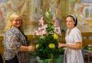 В Московской епархии прихожан обучили флористическому оформлению храма