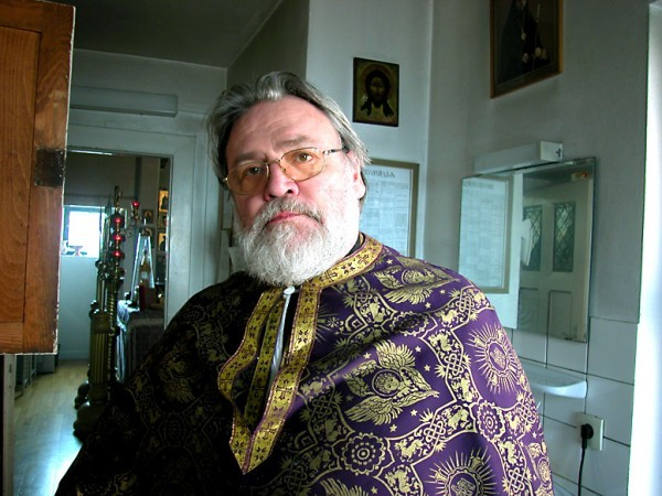 Отошел ко Господу архиепископ Клинский Лонгин, постоянный Представитель Русской Церкви в Германии
