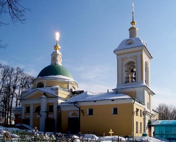 Воспоминания о воскресной школе  храма Иоанна Предтечи  в Ивановском  (1981–1987 гг.)