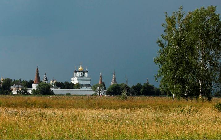 Один день по Руси Подмосковной, или Золотая цепь святого Иосифа Волоцкого