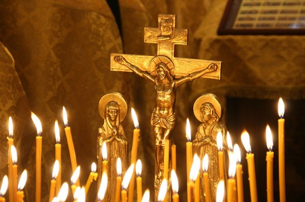 Еще один священник погиб на Востоке Украины
