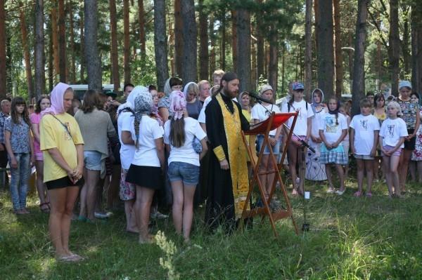 Фото со страничка священника ВКонтакте