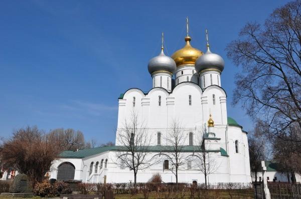 Смоленский собор Новодевичьего