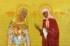 Священномученик Михаил Шафанов и мученица София: Вместе и в радости, и в горе, и в вечности