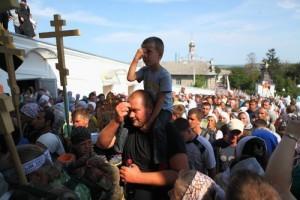 Успение в Почаеве. Фото: orthodoxy.org.ua