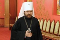 Митрополит Иларион: Ближний Восток и Украина – части одной стратегии