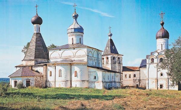 Традиционное природопользование русских монастырей