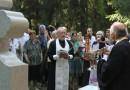 На Левашовском кладбище Петербурга открыли памятник репрессированным участникам Первой мировой