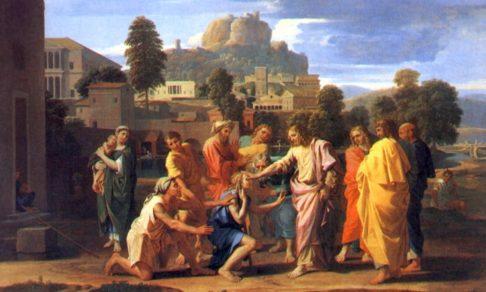 Об избранных простецах и прозревших слепцах