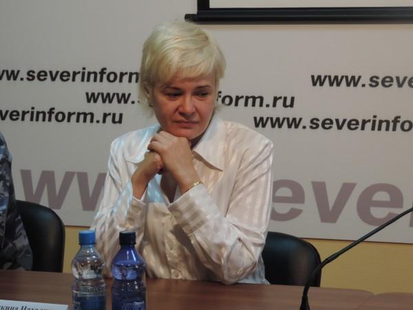 Наталья Абашкина