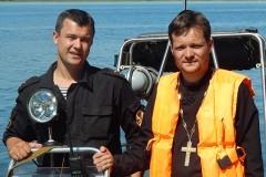 Священник Казанской епархии помогает ловить браконьеров