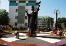 Мы должны стать соработниками Сергия Радонежского, – Евгений Савченко на открытии памятника святому в Белгороде