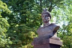 В Белгороде открыт памятник Богдану Хмельницкому, как символу единения народов Украины и России