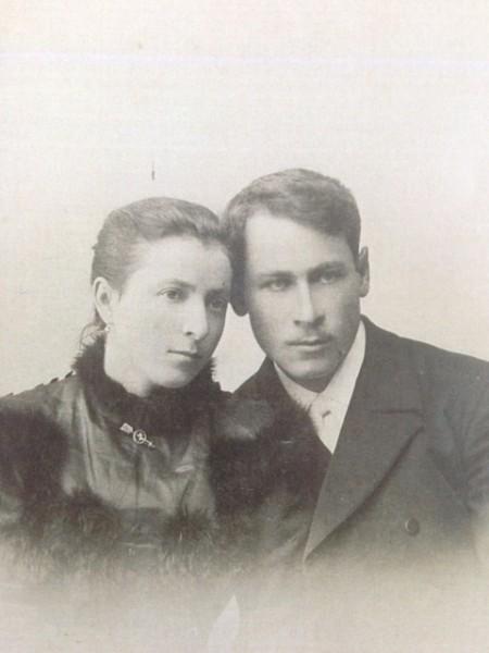 Василий и Ольга Ефименко