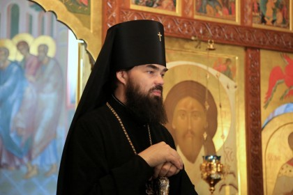 Архиепископ Горловский и Славянский Митрофан: Мы надеемся только на Бога