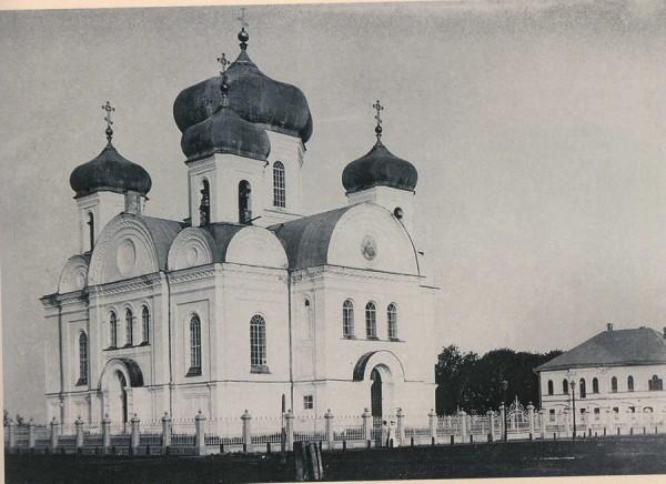Богоявленский собор, фото начала ХХ века