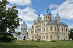 Путешествие в Рождества Богородицы Коневский мужской монастырь
