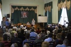 В Пскове состоялись первые Адельгеймовские чтения
