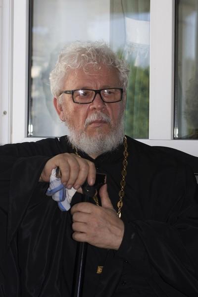 Протоиерей Сергий Ганьковский. Фото: Кирилл Мозгов