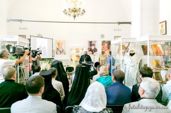 Создан фонд памяти Блаженнейшего митрополита Владимира