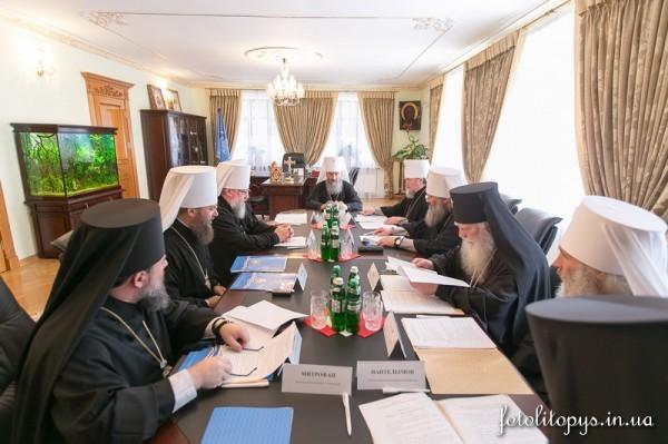 Синод Украинской Церкви подготовил проекты документов для выборов Предстоятеля