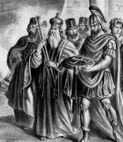 Святитель Николай Мистик об исламе