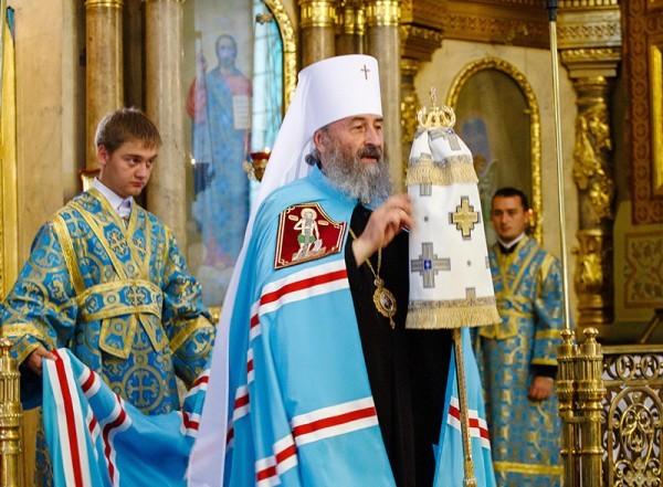 За митрополита Онуфрия проголосовали 48 епископов Украинской Церкви