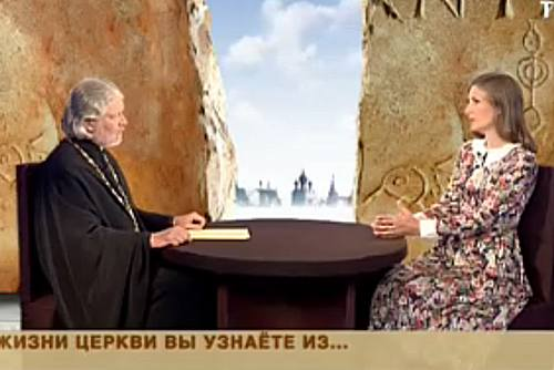 Правмир в гостях у Православной энциклопедии