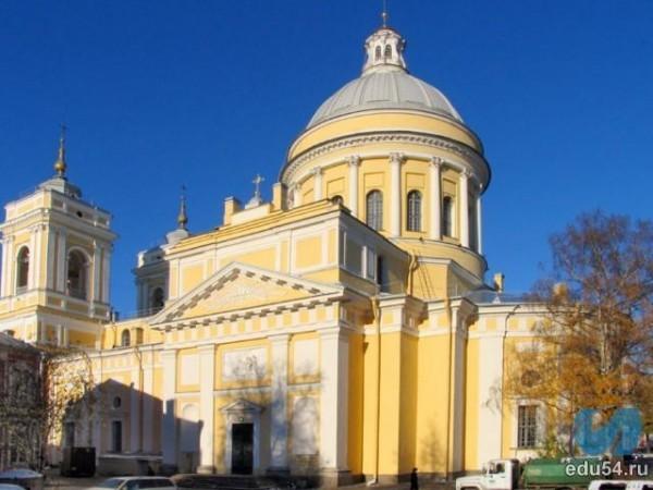 Президентская библиотека оцифрует архив Александро‑Невской лавры