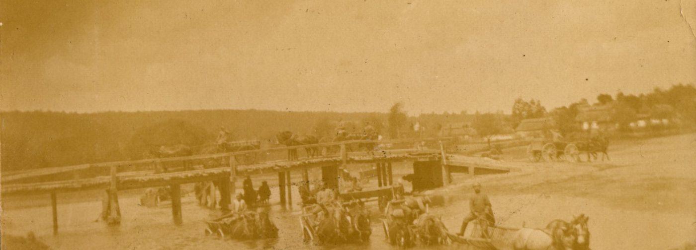 Река Стрыпа, 8 августа 1914
