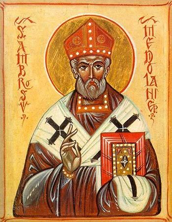 Таинства крещения и миропомазания в огласительных поучениях святителя Амвросия Медиоланского