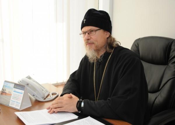 Архиепископ Марк: Храмы строят люди для людей