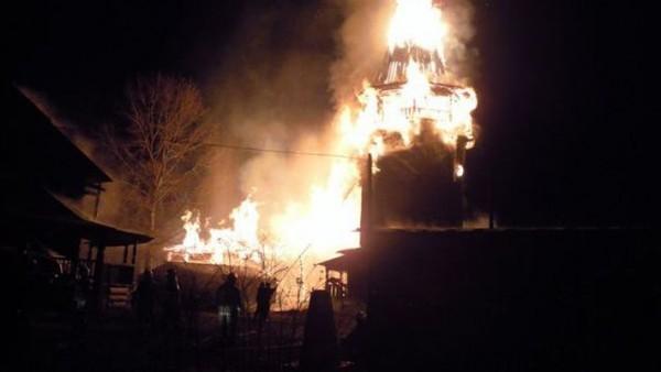 После поджогов храмов в Татарстане восстановлены еще две церкви