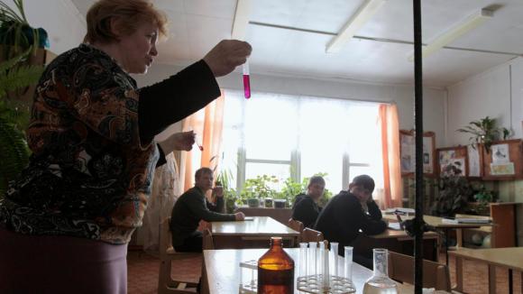 В Москве открылся пункт сбора школьных принадлежностей для детей беженцев из Украины