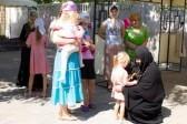Два монастыря в Никольском принимают беженцев из Донецкой области