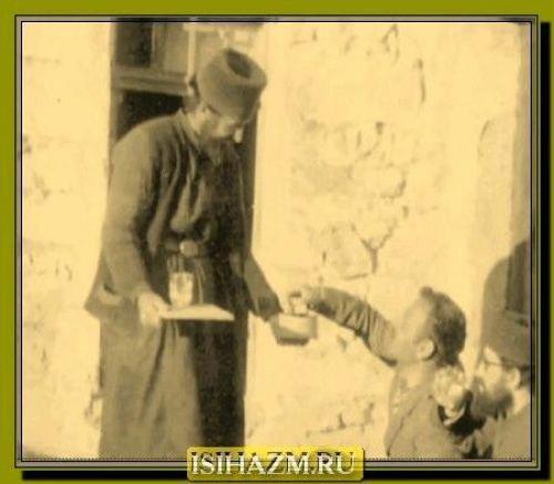 Редчайшие фотографии Старца Паисия Святогорца