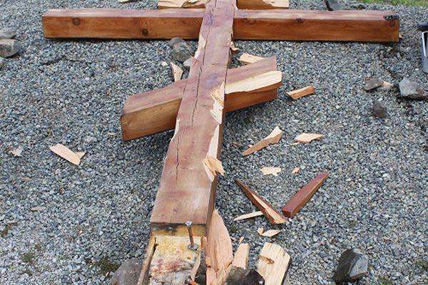 Китайские власти демонтировали крест с церкви XIX века
