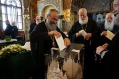 Как выбирали Предстоятеля Украинской Церкви (ФОТО+ВИДЕО)