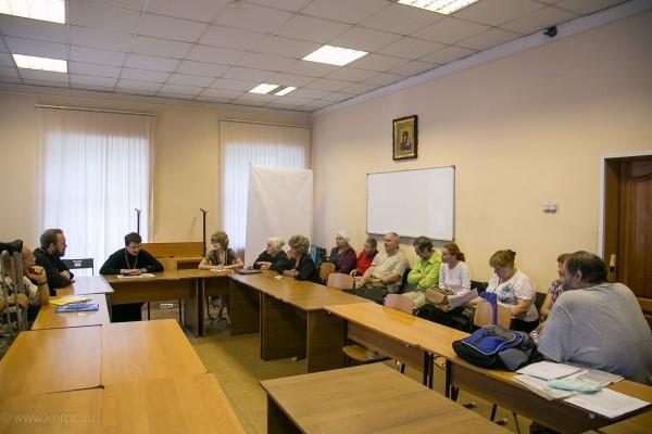 При Красноярской епархии создано Общество православных инвалидов