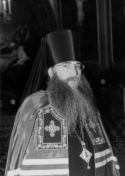 Преосвященный Лонгин,  епископ Саратовский и Вольский