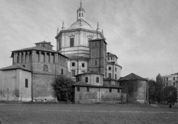 Собор святого Лоренцо Великого в Милане